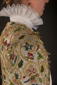 History of sequins here is plimoth jacket replica