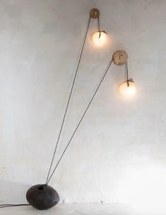 POULIE & POULIE Modern Lighting, Lighting Design, Track Lighting, Laura Lee, State Of Grace, Sconces, Table Lamp, Ceiling Lights, Band