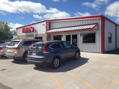 8. Double Meat Cheeseburger at Dave's Burger Barn (Waco)