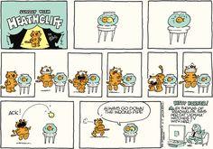 Heathcliff Comic Strip, June 05, 2016     on GoComics.com