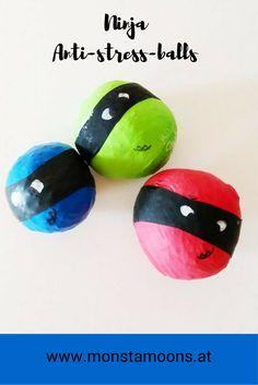 Gut gemocht Anti Stressball selber machen - Bilder und Anleitung | Crafts IA67