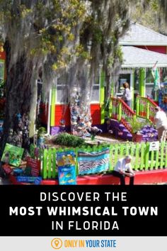 Have you ever been to an authentic artist community? The Village of Arts is a real, working artists community near downtown Bradenton, Florida. The village is made up of historic homes painted in bright, eye-catching colors. Go on a unique adventure and pick up a one-of-a-kind piece of art! Best Bucket List, Bradenton Florida, Hidden Beach, Swimming Holes, Sunshine State, Summer Travel, Historic Homes, Natural Wonders, House Painting