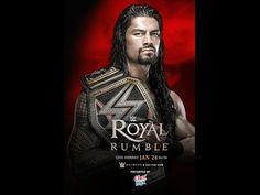 WWE ROYAL RUMBLE 2016 REVIEW