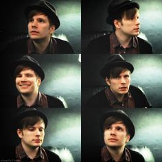 HE'S SO CUTE!!IM GONNA DIE OF HIS SEXYNESS!OH GOD!!!!HELP ME PATRICK!! Cause I love you and you love me.