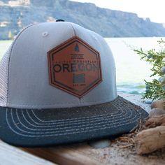 Explore Oregon Trucker Hat