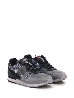 best service 358ac fdaef Sneaker Grigio nero Lotto Leggenda - Le Follie Shop