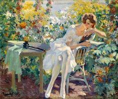 Edward Cucuel - Fragrant Summer