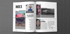 Magazine Indesign Templates