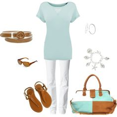 Can't wait for summer!, created by susie-keller.polyvore.com