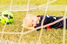 Kids Soccer portraits Session Huntington, WV photographer Children's Sports photography PiKture this Photography