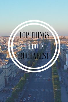 Bucharest proves itself to be one of the hidden gems of Eastern Europe, surprising many first-time visitors. Post-communism it has become a buzzing cosmopolitan city while still retaining the beauty of its historical architecture and culture.