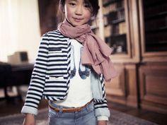 Ropa infantil IKKS | Moda y Accesorios para Niñas | Invierno 2013
