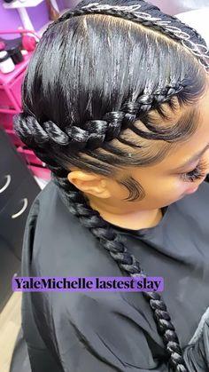Big Box Braids Hairstyles, Baddie Hairstyles, Pretty Hairstyles, Braided Hairstyles, Hair Inspo, Hair Inspiration, Curly Hair Styles, Natural Hair Styles, Different Hair Colors