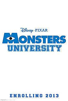 Monsters University Photos