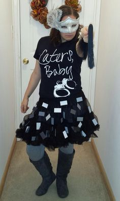 My Halloween costume 2014 (Fifty Shades of Grey)