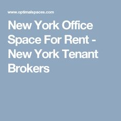 rent office new york #lease office new york #lease retail nyc space #nyc lease office