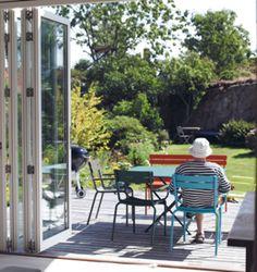 Lacuna - Foldedør - Udvendig foldedør - Terrasse foldedør - Skydedør