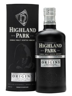 A sherried release from Highland Park, Dark Origins is a combination of 80% first fill sherry casks (of which 60% is European oak and 20% American) and 20% refill sherry. A dark expression which fits in with the distillery's origins – founder Magnus Eunson being a smuggler who worked in the darkness of night. Bottler Distillery Bottling Country Scotland Region Island Cask Type Sherry WEB EXCLUSIVE PRICE € 90.93