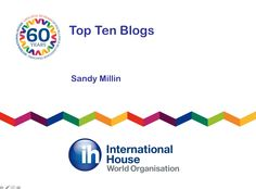 Top Ten Blogs - Sandy Millin