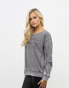 """Southern Comfort"" Sweatshirt - Kittenish Collection"