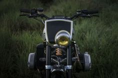 BMW R1200GS Scrambler by Benjie Flipprboi (Benjie's Cafe Racer) #motorcycles #scrambler #motos | caferacerpasion.com