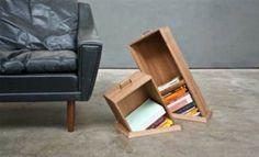 Hole in the floor Bookshelf