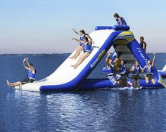 Water toy : slide FREEFALL AquaGlide