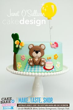 Janet O'Sullivan Cake Design