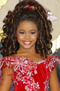 How to apply makeup for glitz pageants more