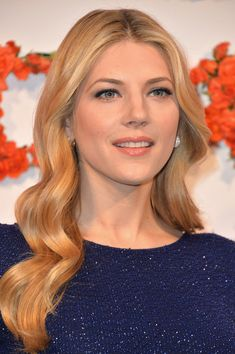 Katheryn Winnick's GORGEOUS Waves