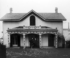 Alexander Graham Bell home, Brantford, Ontario - Inventor of the telephone. Today In History, History Class, World History, Family History, Old Pictures, Old Photos, Canadian History, American History, Bell Home
