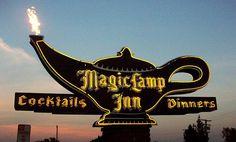 Magic Lamp Restaurant #magiclampinn #cucamonga, CA