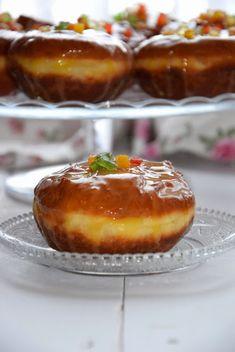 SAŁATKA Z KURCZAKIEM, ŻURAWINĄ I SELEREM NACIOWYM - Limonkowy - blog kulinarny Feta, Cheesecake, Pudding, Blog, Cooking, Polish, Recipes, Kuchen, Kitchen