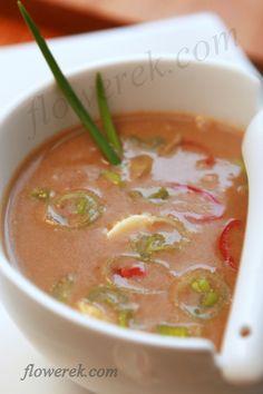Thai Bananen-Chili Suppe
