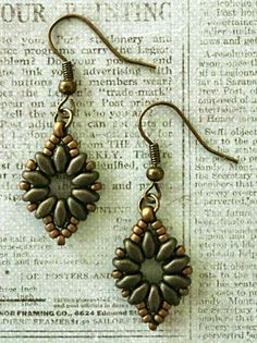 Linda's Crafty Inspirations: A Couple of Bracelet & Earring Sets