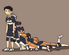 WE'RE ALL IN THIS TOGETHER || Haikyuu ♛