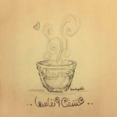 عشقت أنفاسها . القهوة العربية arabic coffee