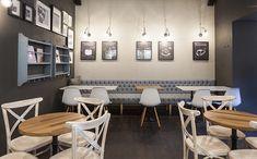 KAVÁRNA IF CAFE, TYLOVO NÁMĚSTÍ, PRAHA | INTERIÉR ROKU - SOUTĚŽ