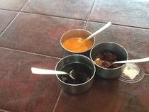 Le e Lu on the eat: - Sauces for momos
