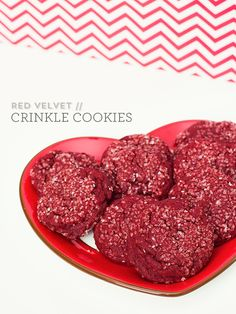 Crinkle Cookies Carla Hall | Bars and Cookies | Pinterest | Carla Hall ...