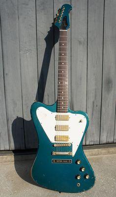 Custom Made 1965 Gibson Firebird Non-Reverse
