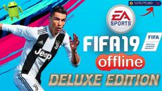 FIFA19 Offline Deluxe Edition Mod Android Download Cell Phone Game, Phone Games, Fifa Games, Soccer Games, Free Game Sites, Cr7 Messi, Wwe Game, Android Mobile Games, Offline Games