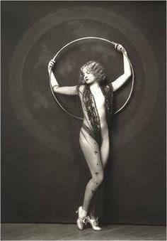 Ziegfield Follies Studio Girl