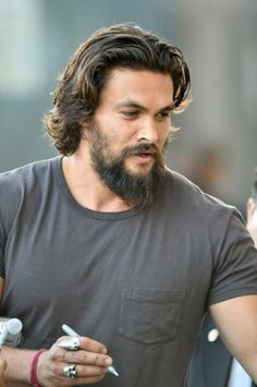 Posted to Facebook by Jason Momoa Addict  on 19 Jun 2014