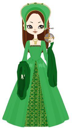 Anne Boleyn from The Other Boleyn Girl by marasop on DeviantArt