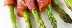 proscuitto wrapped asparagus Asparagus, Farmer, Harvest, Healthy Eating, Vegetables, Recipes, June, Oil, Eating Healthy