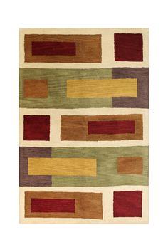 Punjab Wool Rug - Multi on @HauteLook