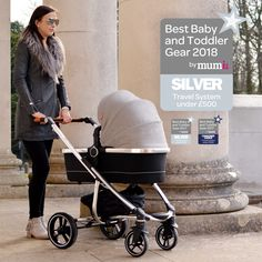 The Award Winning Infababy® MOTO 3 in 1 I-SIZE Travel System is a premium and fully feature packed Travel System designed from the ground up with both parent and baby in mind. Sick Baby, Changing Bag, Travel System, Baby Needs, Happy Kids, Baby Gear, Mom And Baby, Gears, Baby Strollers