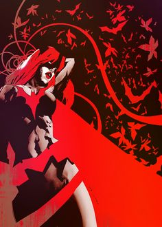Batwoman by Jock  Cover of Detective Comics #859