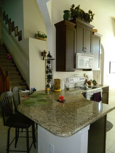 Kitchen cabinets, counters and appliances - Becker http://www.thekitchensofsk.com/becker.html